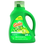 Gain Laundry Detergent Original 64 Loads Liquid - 100 fl. Oz.