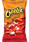 Cheetos Snack Cheese Crunchy - 3.25 oz.