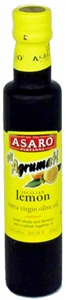 Asaro Agrumati Extra Virgin Olive Oil With Sicilian Lemon - 8.5 oz.