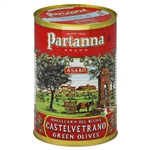 Partanna Green Castelvetrano Whole Olives Giant In Brine