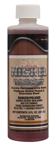 Ice Machine Nickel Safe Cleaner - 8 oz.