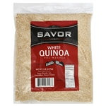 Savor Grain White Quinoa - 5 Pound