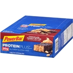 PowerBar ProteinPlus Chocolate Peanut Butter - 2.12 Oz.