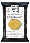 Food Should Taste Good Multigrain Hexagon Tortilla Chips - 5.5 oz.