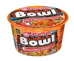 Maruchan Hot and Spicy Chicken Flavor Bowl - 3.32 oz.