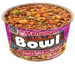Maruchan Hot and Spicy Shrimp Bowl - 3.32 oz.