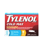 Tylenol Cold Multi Symptom Daytime Caplets 48 Boxes of 24 Tablets