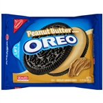 Nabisco Oreo Sandwich Cookies Chocolate Peanut Butter- 15.25 Oz.