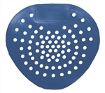Eco Choice Bubble Gum Blue Biodegradable Urinal Screen