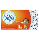 Puffs Basic Regular Facial Tissue