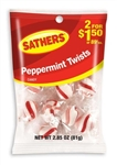 Candy Peppermint Twists
