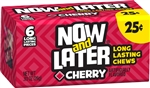 Candy Now and Later Cherry