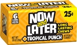 Now and Later Tropical Punch Candy