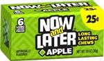 Now and Later Apple Candy