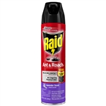 Raid Ant and Roach Killer Lavender - 12 Oz.
