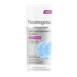 Neutrogena Microdermabrasion Puffs Refill