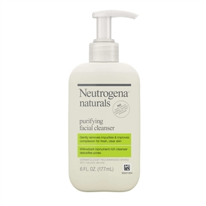 Neutrogena Naturals Purifying Facial Cleanser - 6 fl.oz.