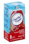 Crystal Light Beverage On The Go Cherry Pomegranate - 0.11 Oz. - 120 per case