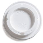 Turnbury EZ Sip Lid White Fits DX3000 8 Oz. Mug and DX3200 5 Oz. Bowl