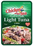 Tuna Premium Pouch Light - 3 Oz.