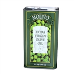 Molivo Extra Virgin Olive Oil - 3 Liter