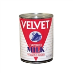 Velvet Evaporated Milk - 12 fl.oz.