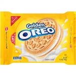 Nabisco Oreo Cookies Golden - 14.3 Oz.