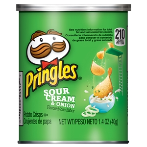 Small Grab and Go Meal Accompaniment Sour Cream and Onion - 1.41 oz.