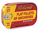 Anchovy Fillets Olive Oil - 28 Oz.
