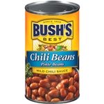 Bushs Chili Beans Pinto Beans In A Mild Chili Sauce - 27 Oz.