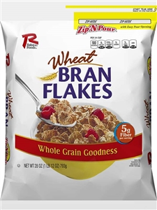 Cereal Bran Flakes - 28 oz.