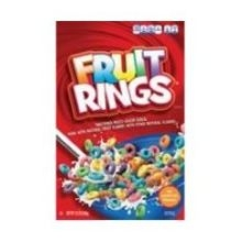 Fruit Rings Cereal - 28 oz.