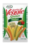 Veggie Straws Low Salt - 7 Oz.
