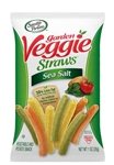 Vegetable Straws Lite Sea Salt - 1 oz.