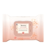 Aveeno Ultra Calming Make Up Remover Wipes