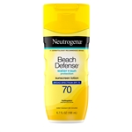 Neutrogena Beach Defense SPF 70 Lotion - 6.7 fl.oz.
