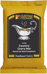 Panroast Country Flavored Gravy Mix - 20 oz.