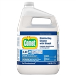 Comet Cleaner With Bleach Disinfecting Closed Loop - 1 Gal.
