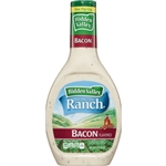 Bottled Hidden Valley Original Ranch with Bacon - 16 Fl. Oz.