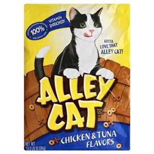 Alley Cat Chicken Tuna - 13.3 Lb.