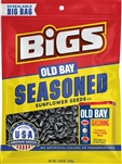 Bigs Old Bay Catch Of The Day Sunflower Seeds - 5.35 Oz.