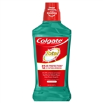Total Mouthwash Spearmint - 33.8 Fl. Oz.