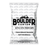 Boulder Canyon Natural Flavor Kettle Chips - 16 Oz.