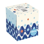 Kleenex Expressions Upright Facial Tissue 74 Count