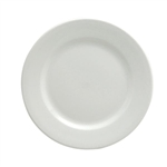 Buffalo Bright White Rolled Edge Plate - 9.75 in.