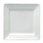 Buffalo Bright White Square Plate - 10.25 in.