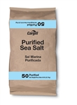 Purified Untreated Sea Salt - 50 Lb.