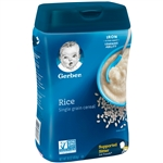 Gerber Rice Cereal Multi Pack - 16 Oz.