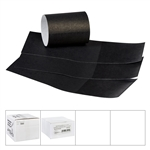 Napkin Bands Black - 1.5 in. x 4.5 in.