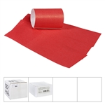 Napkin Bands Red - 1.5 in. x 4.5 in.